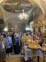 Чин краткаго молебнаго пения о сохранении творения Божия в храмах Раменского благочиния