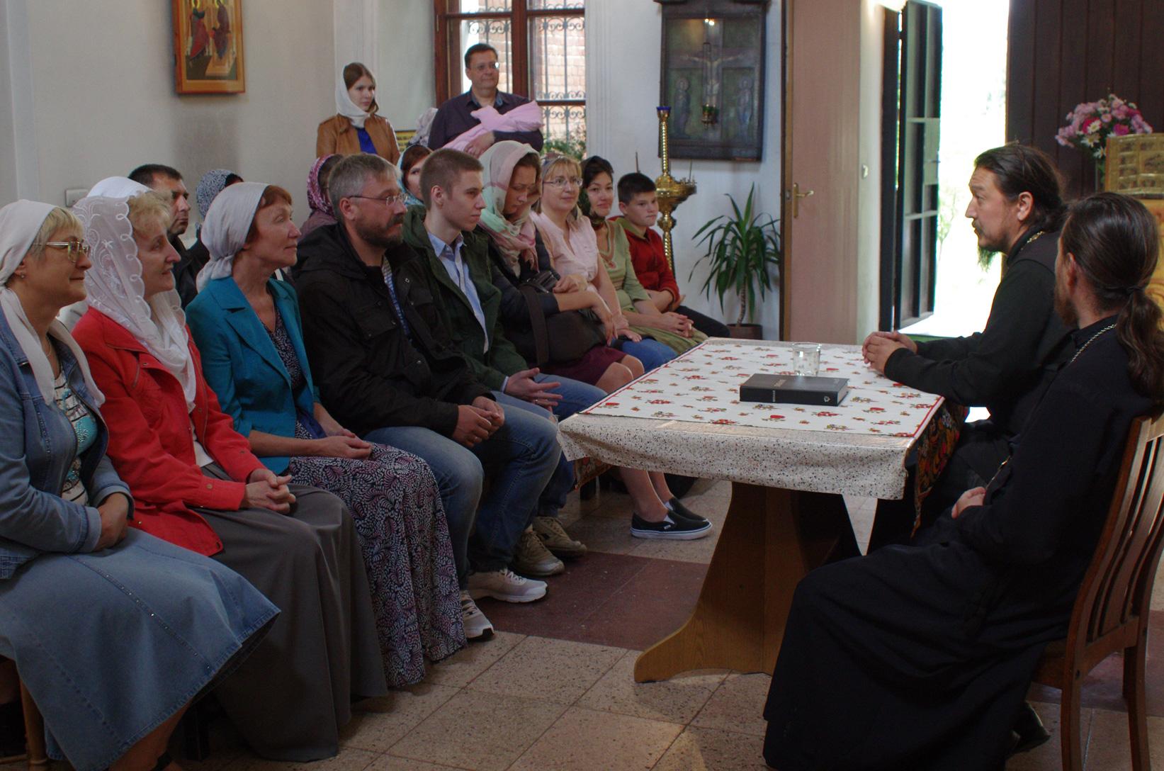 На берегах Енисея: опыт миссионерского служения в Енисейской епархии
