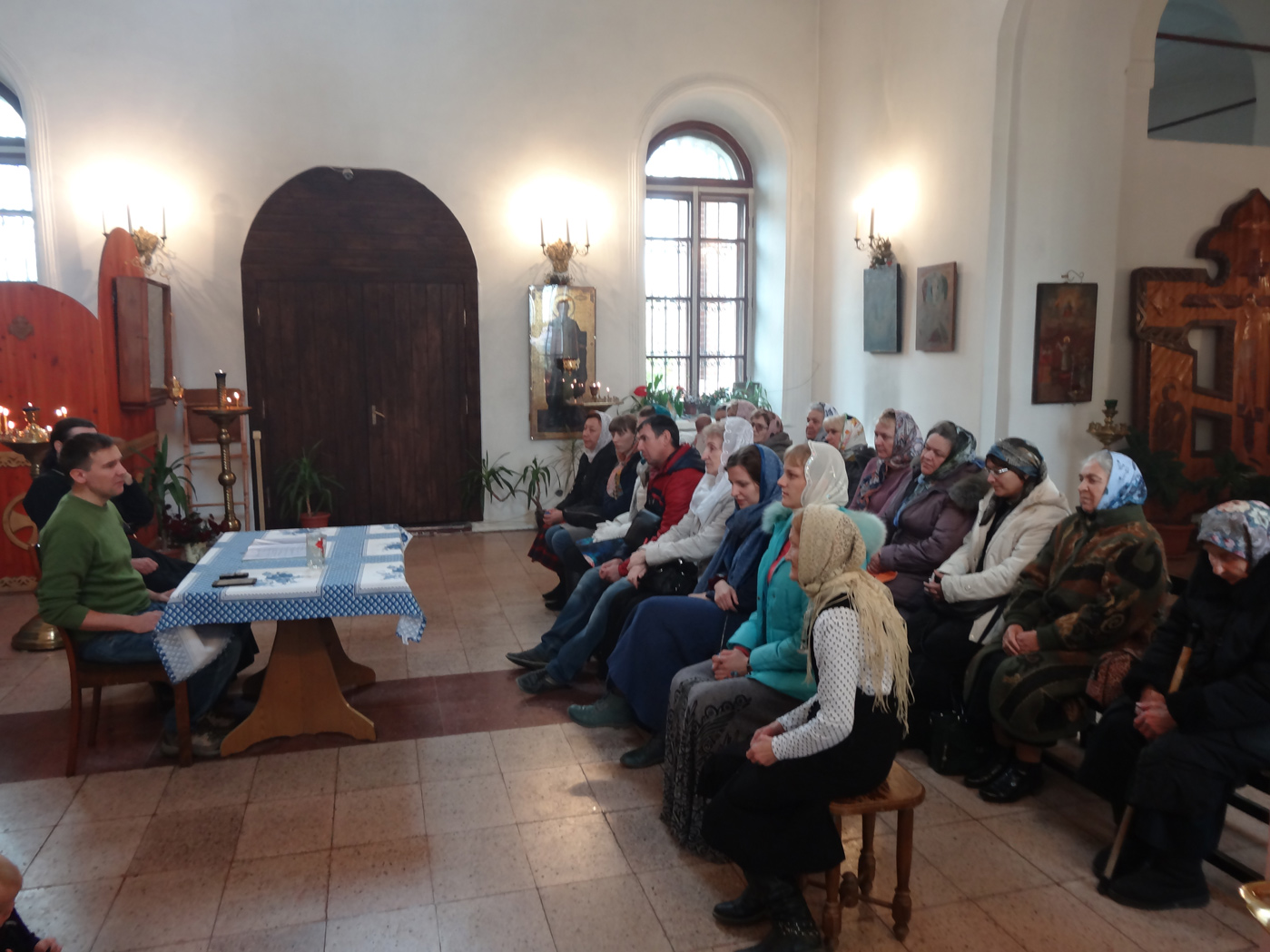 Православная община за рубежом: взгляд социолога