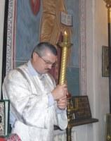 Сергей Васильевич - наш алтарник