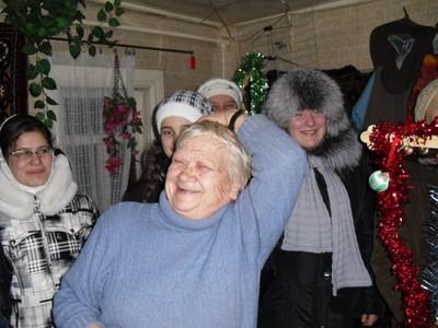 Баба Люся
