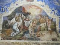 Фреска Федоровской церкви –Федоровская церковь женского Богоявленского монастыря