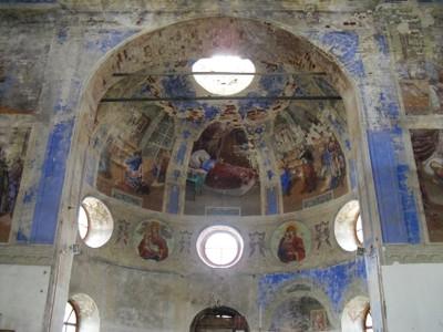 Фреска Федоровской церкви