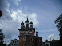 Смоленский собор –Богоявленский монастырь г. Углич