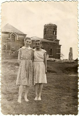 """1957 год. Рая и Лида"""
