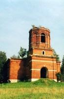 Август 2001 г. Вид снаружи 2 –После передачи здания храма Церкви