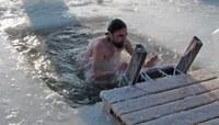 Вода и лед –Как заново родился!
